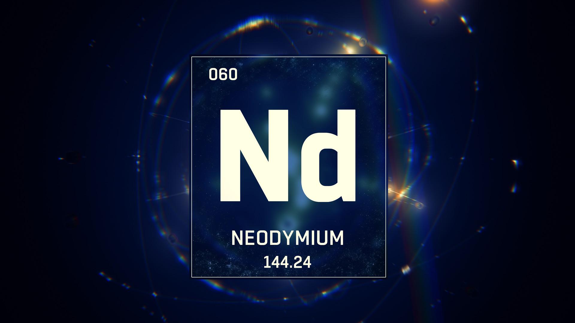 JV produces high quality neodymium metal alloy