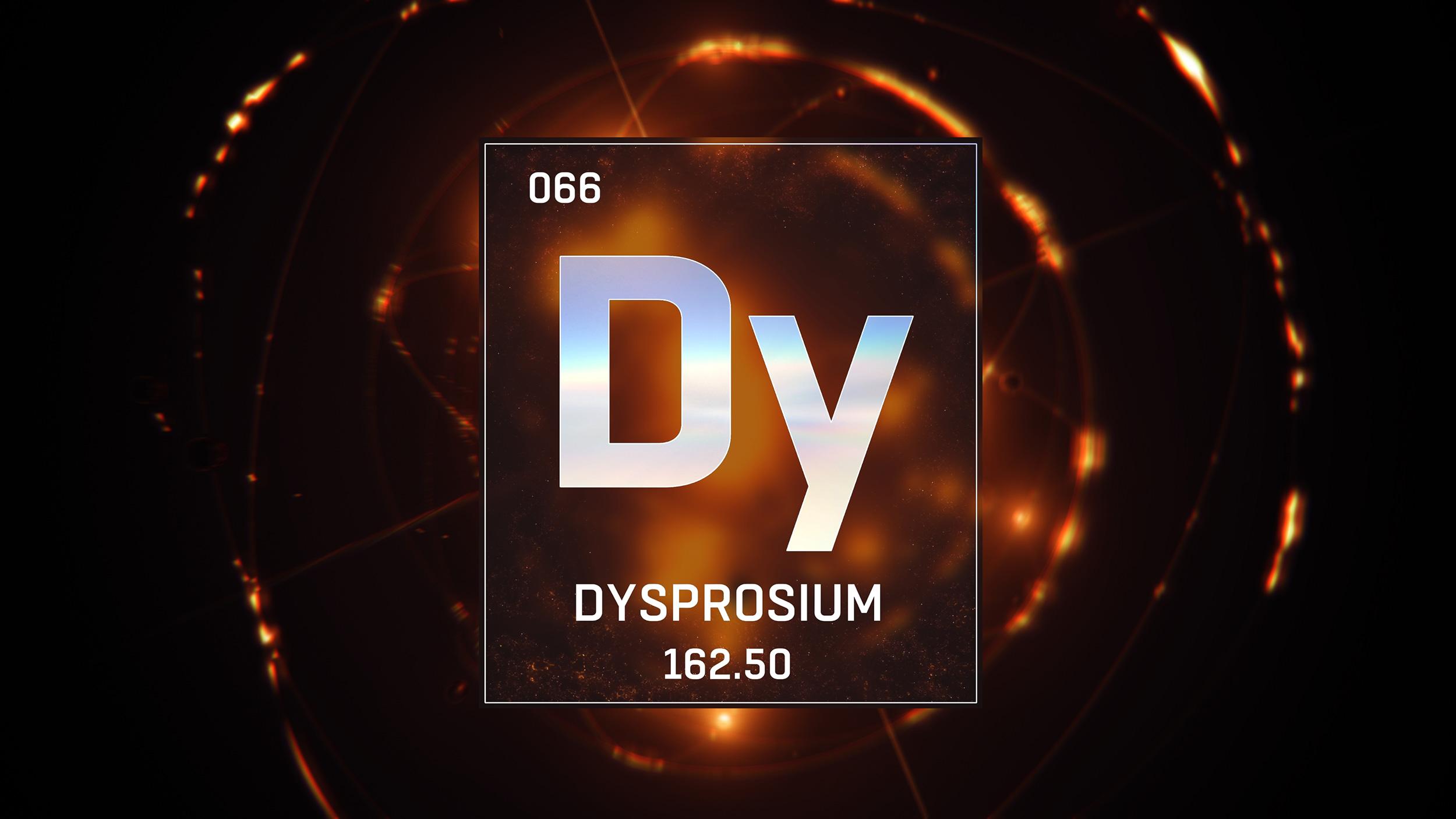 ASM produces key heavy rare earth  dysprosium metal in Korea