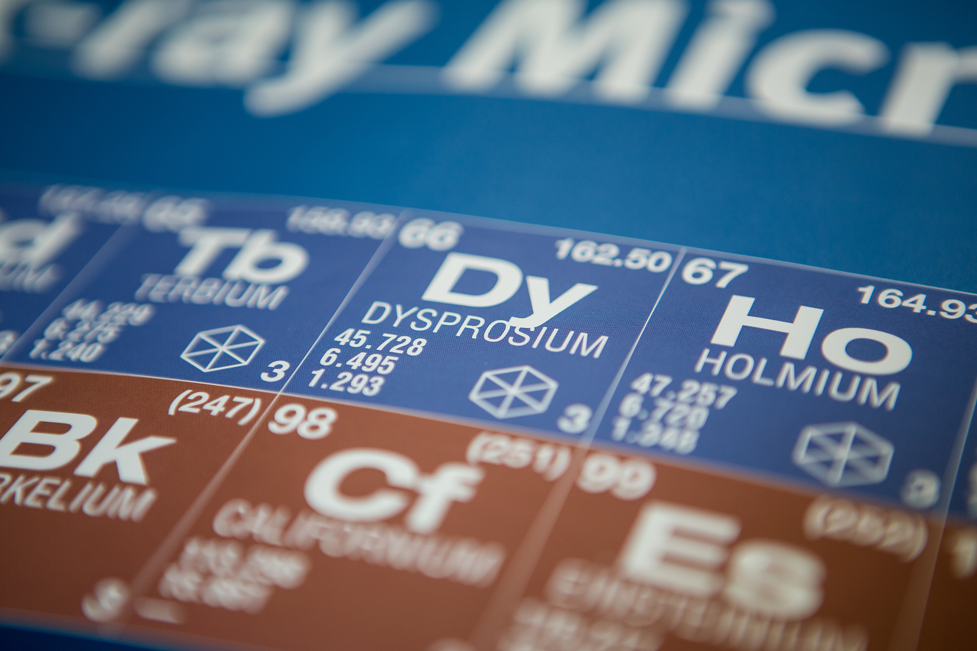 ASM produces 7.5kg of heavy rare earth metal dysprosium in Korea