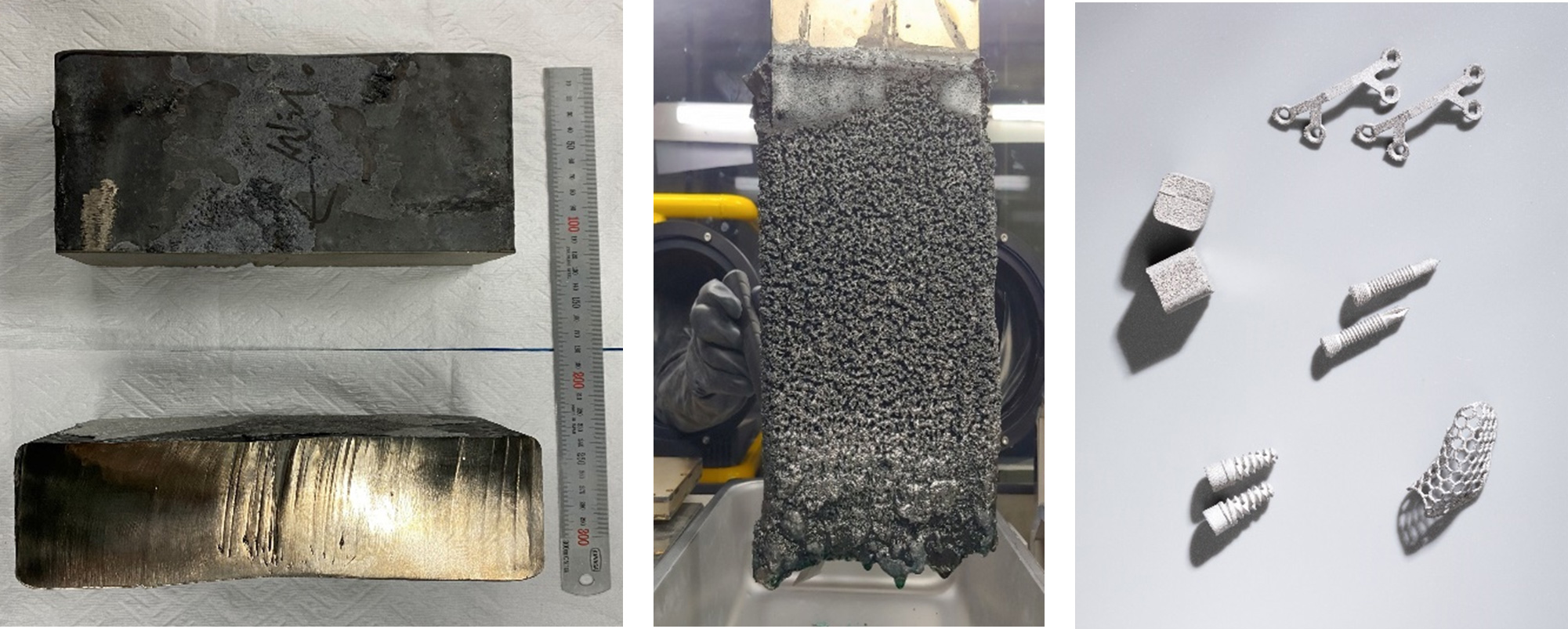 ASM Titanium Powder Approved for 3D Printing  by Korean Advanced Manufacturing Company