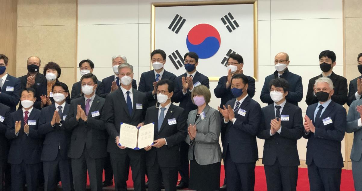 ASM signs MOU with South Korean provincial government for metals plant location