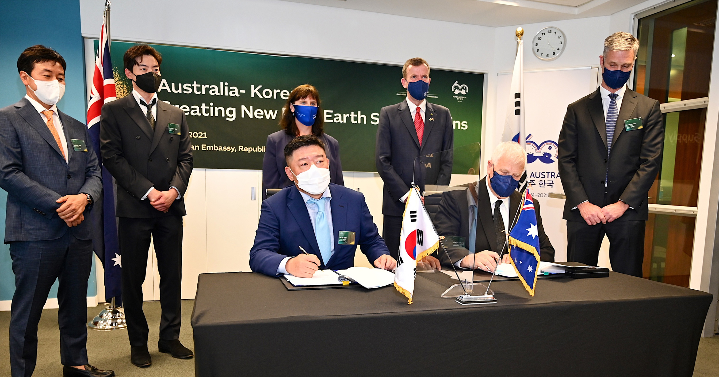ASM signs $US250m framework agreement with South Korean consortium for 20% in Dubbo Project and offtake from Korean Metals Plant